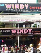 Windy Coffee